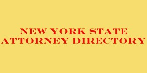 attorney Lookup New York